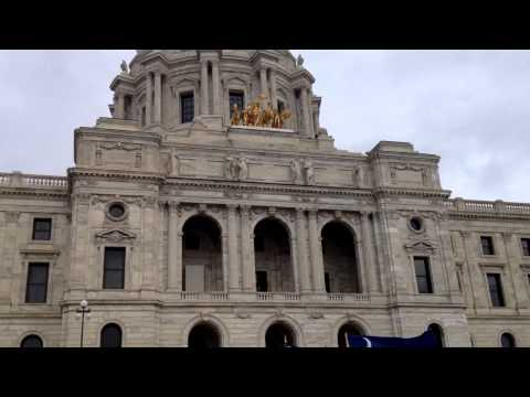 St. paul state capital 01/19/2013