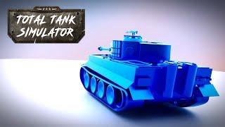 DESTRUKCJA PARYŻA - NIEMCY VS ROSJA - Total Tank Simulator Demo 5
