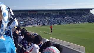 ジュビロ磐田2-3ガンバ大阪.