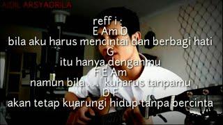 (Chord Gampang) RAHASIA HATI ELEMENT - Aldhi Rahman (Tutorial chord) lagu Gitar lirik