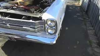 1966 Ford Galaxie 390 FE big block