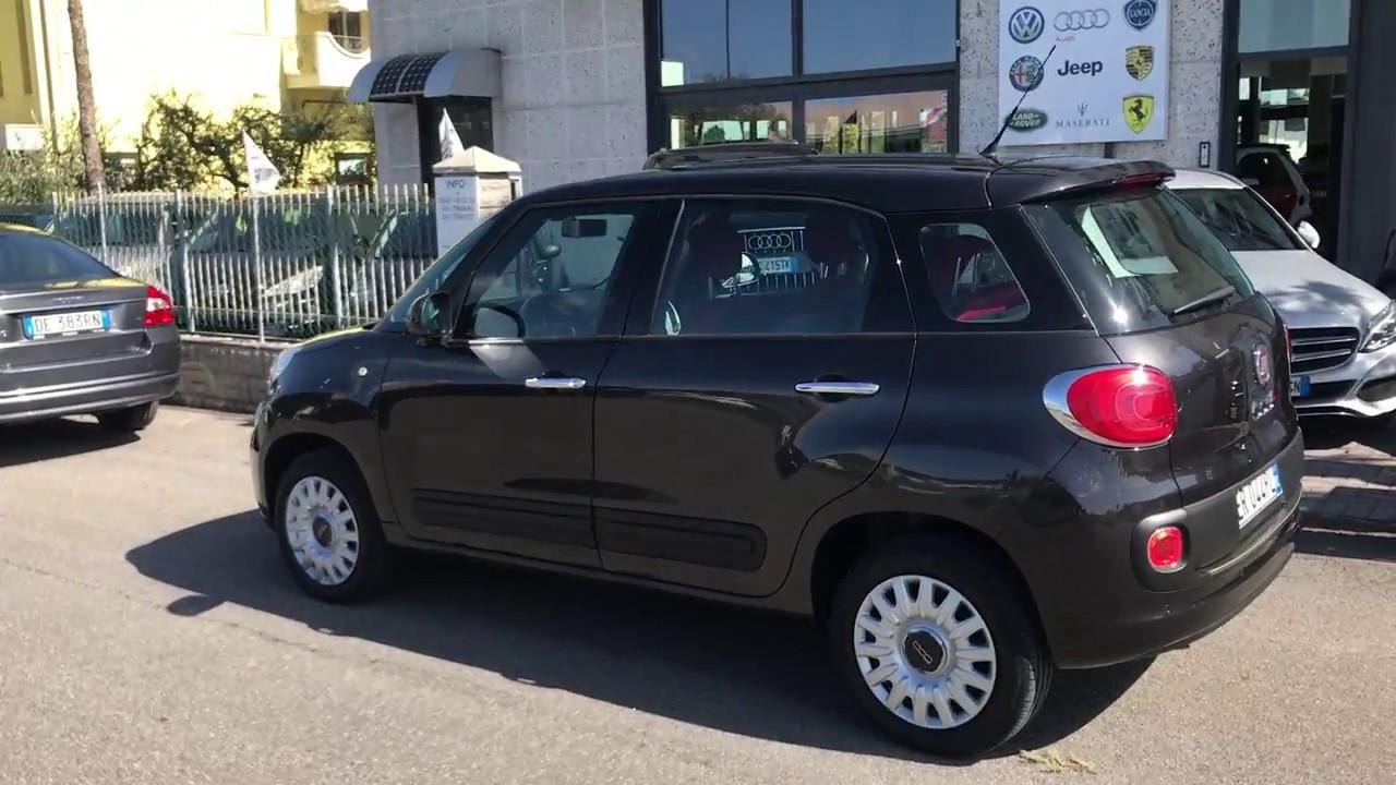 Fiat 500l Metano Anno 2013