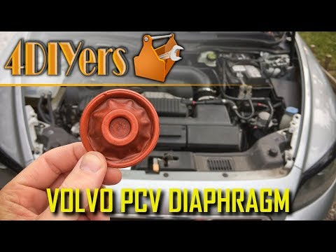 How to Replace the PCV Diaphragm on a Volvo T5 – Money Saving Way