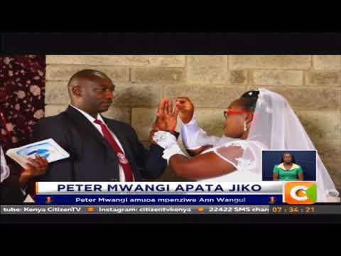 Mwandishi wa habari wa Citizen TV apata jiko