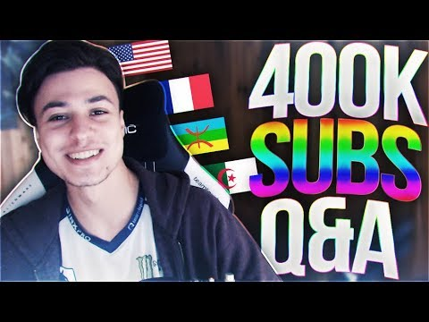 LL STYLISH | Q&A 400K SUBS SPECIAL ! I ANSWER YOUR QUESTIONS [English, French, Kabyle & Arabic]