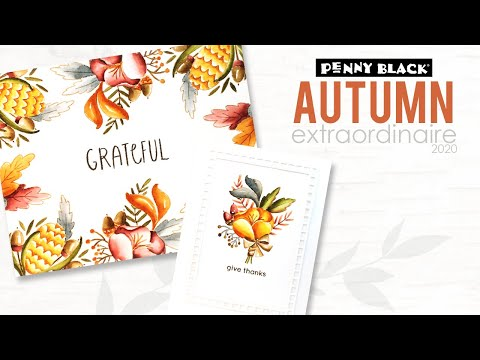 Penny Black Autumn Extraordinaire 2020