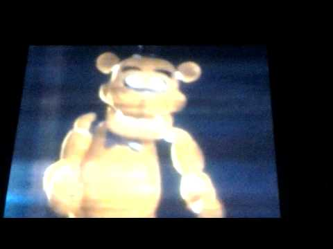 Freddy Fazbear's Pizza Real Life Commercial (FULL)
