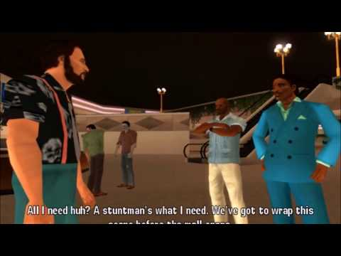 Let's Play GTA Vice City Stories Pt.21: Back In The Hole