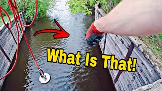 The Biggest Magnet Fishing Jackpot EVER - You Won't Believe What I Found!!!