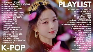 [KPOP PLAYLIST] ICONIC SONGS OF 2020, (2 HOURS) TWICE, BLACKPINK, ITZY, NCT, AESPA, STRAY KIDS...