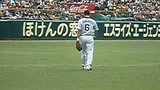 2012年9月23日(日) 阪神タイガース×中日ドラゴンズ ~甲子園球場.