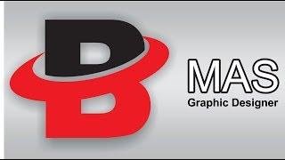 So Erstellen Sie ein Logo mit alphabet-B-Logo in Corel Draw x6