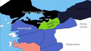 osman bey orhan bey fetihleri