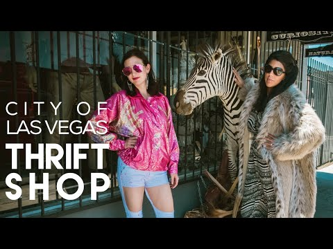 Thrift Shop - city of Las Vegas Parody MACKLEMORE  & RYAN LEWIS cover