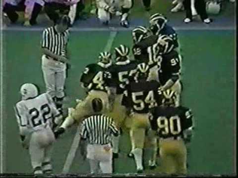1977: Michigan 41 Texas A&M 3 (PART 2)