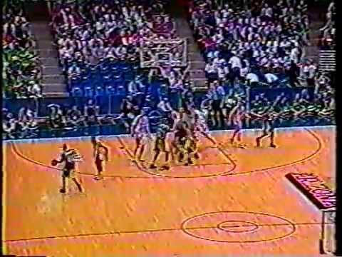 NCAA Tournament 2nd Round - Tucson, AZ - March 16, 1997 - UNCC Vs.Utah