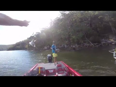 Hawkesbury River Bream Fishing Tips. Boats, Flats Racks, And Rocks Chasing Bream With The Tide.