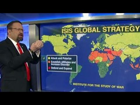 Dr. Gorka shares warning about the global strategy of ISIS