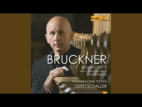 Symphony No. 9 in D Minor, WAB 109: I. Feierlich, misterioso (Live)