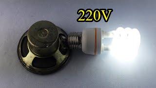 Easy Free Energy Generator Using Speaker Magnet 100% At Home 2020