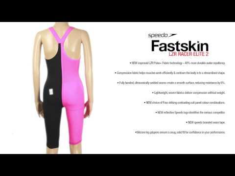 speedo---lzr-racer-elite-2-closedback-kneeskin---ecstatic-pink
