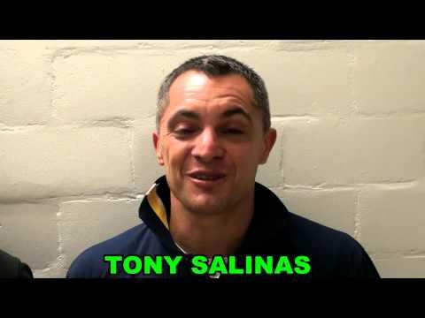 INTERVISTA di Beppe de Luca a TONY SALINAS e GIANNI ROSSI.mpeg
