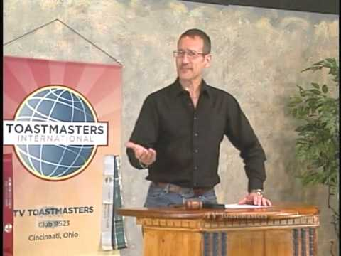 Cincinnati TV Toastmasters Club Meeting of Thursday, December 6, 2013