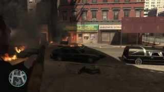 GTA IV - Undertaker (All Possibilities)