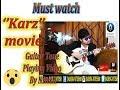 Amazing''KARZ'' Movie Guitar Tone Playing By Guitar By Nitesh Video
