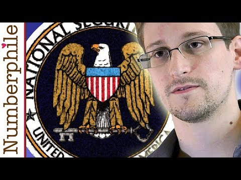 NSA Surveillance (an extra bit) - Numberphile