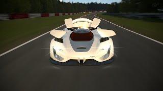 GT6 SRT トマホーク X VGT ニュル北スーパーラップ