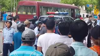 KYO & Thanh niên Mỹ gốc Việt biểu tình bị bắt giam ở Sài Gòn