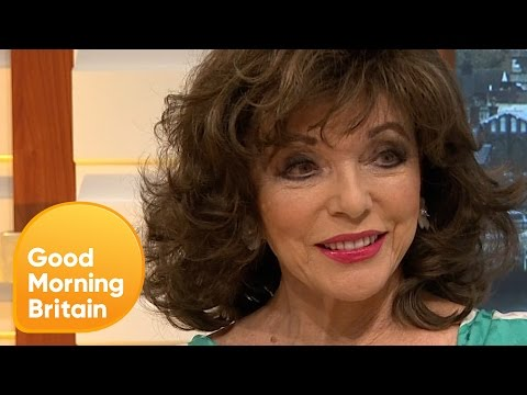Joan Collins on the Westminster Attack and Being Happy About Brexit | Good Morning Britain