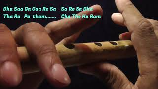 GN02 #Flute | Grace Notes | #Tharapatham 2 | #Tutorial | #Class | #Malayalam