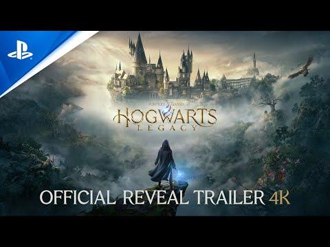 Legado de Hogwarts - Trailer de revelação oficial | PS5
