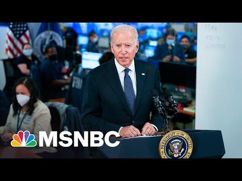 Biden Approves Louisiana Disaster Declaration