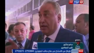 فيديو.. نقيب المحامين: افتتاح متحف «عبد الناصر» دليل أن ثورة الشعب لم تمت