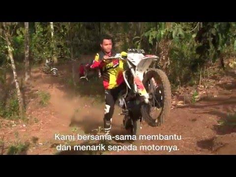 Balinese Style/Gaya Bali, Balapan Trail Documentary