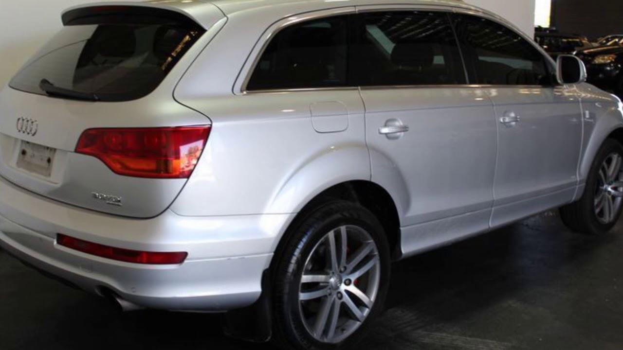 Kekurangan Audi Q7 2007 Review