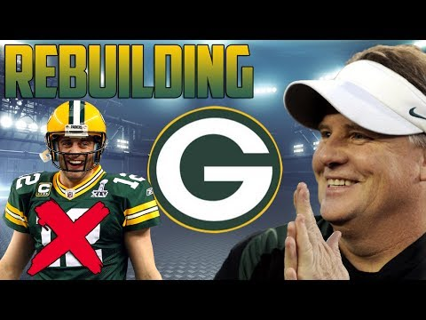 Rebuilding The Green Bay Packers | Chip Kelly Rebuilds | Madden 17 Connected Franchise Mode