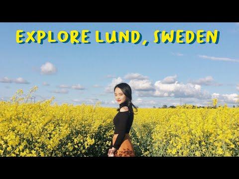 Explore Lund, Sweden