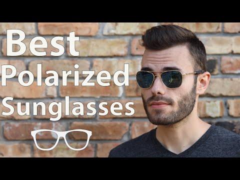 Best Men's Polarized Sunglasses Of 2020