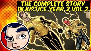Injustice Year 2 Vol.2 ( Yellow Lantern Hal Jordan ) - Complete Story