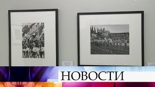 В Мультимедиа Арт Музее открылась выставка, посвященная 95-летию мастера фотографии Льва Бородулина.