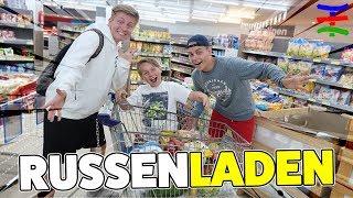 Mysteriöser Einkauf im RUSSENLADEN 🇷🇺😁 TipTapTube Family 👨👩👦👦