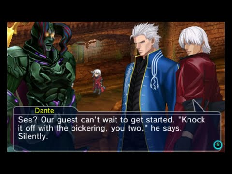 "Project X Zone 2 : Chapter 12 - ""One Big Questionably Happy Family"""