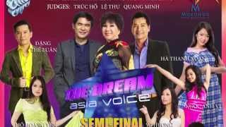 The Dream: Asia Voice in Morongo Casino August 10, 2014