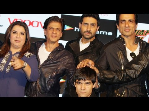 Shah Rukh Khan's Happy New Year Sequel In The Making?