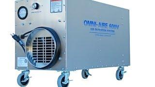 Omniaire 600V 1000V Features Video