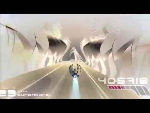 Wipeout HD: Syncopia Zone 134